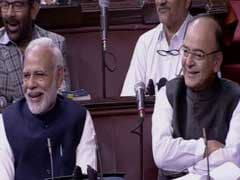 During Debate On Notes Ban, This Punchline Made PM Narendra Modi Laugh