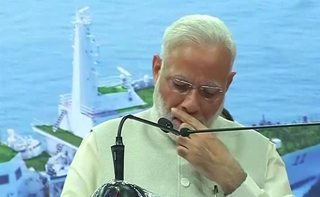 Emotional PM Narendra Modi Seeks Support, Says Will Fight Corruption At Risk To Life