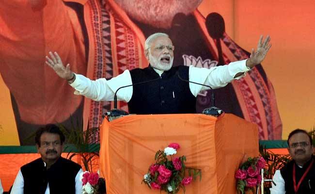 Over 93 pc support demonetisation in PM's app survey