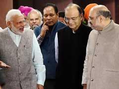 NDA Preps For Clash In Parliament On Notes Ban; Sena, Akalis Play Along