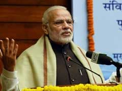 Large Volumes Of Cash Source Of Corruption: PM Narendra Modi