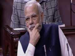 PM Narendra Modi Reaches Out To Opposition Parties In Rajya Sabha