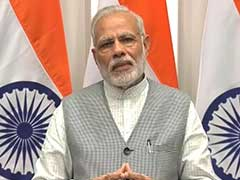 PM Narendra Modi Congratulates P V Sindhu On Victory In China Open