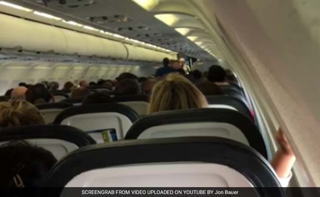 United Airlines Pilot Forced To Intervene When Political Dispute Disrupts Flight