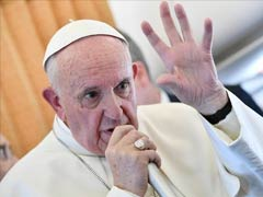 Pope Francis Calls For North Korea Negotiations