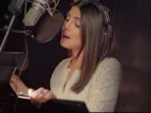 Priyanka Chopra Sings From the Heart in Marathi Film Ventilator