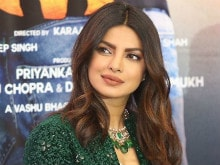 Priyanka Chopra's Sarvann Trailer Launched in Toronto