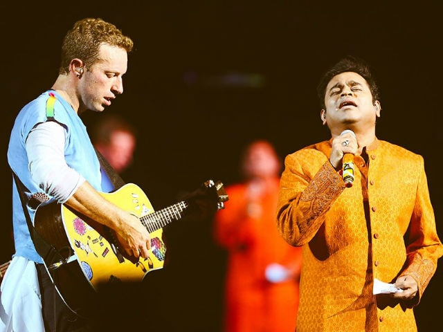 A R Rahman on Gig With Chris Martin: Didn't Expect it, Had a 50-50 Chance