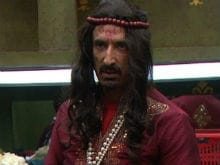 Bigg Boss 10: Rahul Dev Impersonates Swami Om And A Surprise Entry