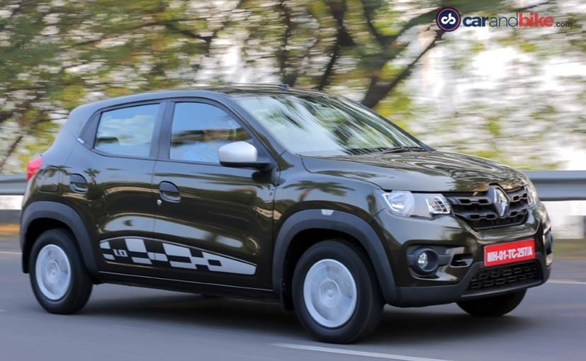 Renault Kwid's AMT Gearbox is Surprisingly Smooth