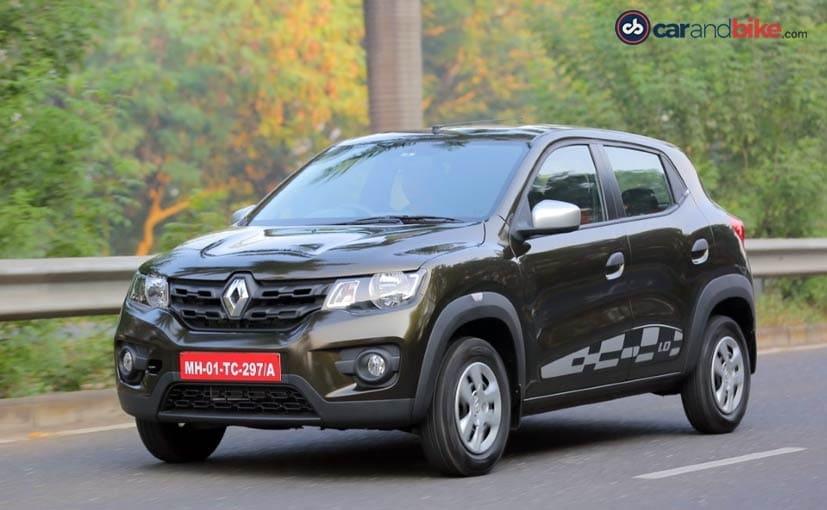 Renault Kwid AMT