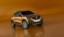 Renault Kwid Outsider Concept Unveiled At 2016 Sao Paulo Auto Show