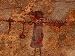 दो से पांच लाख साल पहले यहां मानव ने पत्थरों पर बनाए चित्र...
