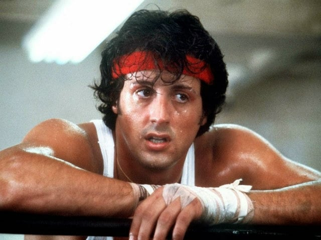 Sylvester Stallone drank 25 cups of coffee a day while shooting ...