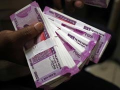 Rupee Falls 11 Paise Against Dollar On Fund Outflows