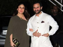 No, Kareena and I Haven't Had Gender Test For Baby, Says Saif Ali Khan