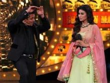 Bigg Boss 10 : सलमान खान ने मौनी रॉय के साथ किया नागिन डांस