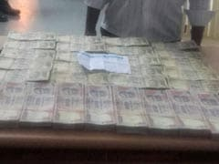 Scrapped Notes Worth Rs 20 Lakh Seized In Hyderabad