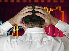 In Wild Swing, Sensex Down 1000 Points Again; 6 Lakh Crore Wiped Out In Minutes