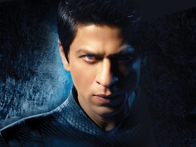 Shah Rukh Khan's Ra.One May Get A Sequel Soon, Hints Director