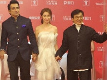 Jackie Chan Wins Oscar. Sonu Sood Tweets 'Heartiest Congratulations'