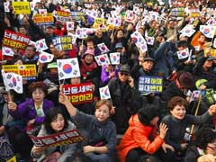 Fresh Protest Pushes Defiant South Korea President To Resign