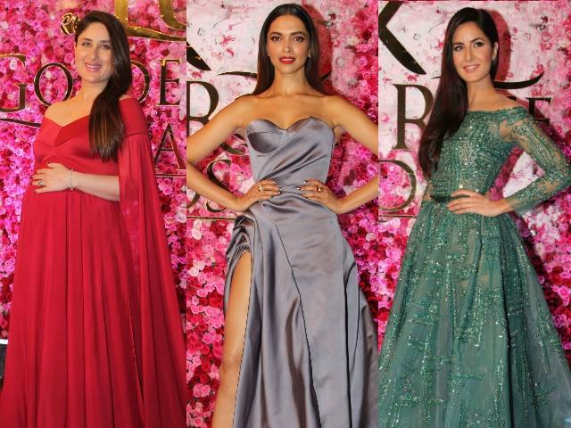 Kareena Kapoor, Deepika Padukone, Katrina Kaif Made a Splash and How