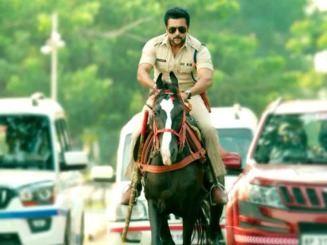 S3 Teaser: Mess With Suriya and This Will be Your Fate