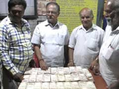 Tamil Nadu Temple Gets Rs 44 Lakh In Donation In 500, 1,000 Rupee Notes