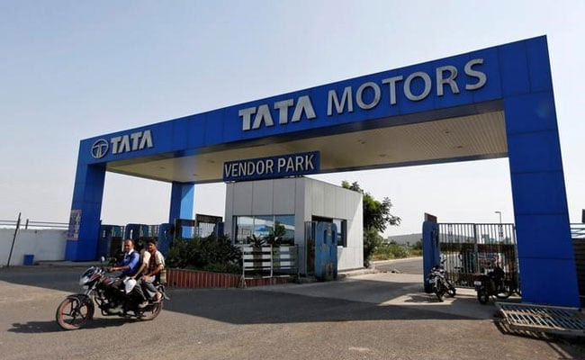 Tata Motors sold 1,29,951 units last month, it said in a statement.