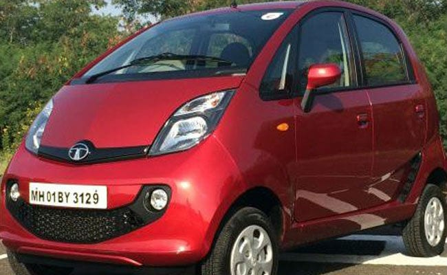 Tata Motors  sold 6,714 units of Nano in April-December, as against 17,258 units a year ago.