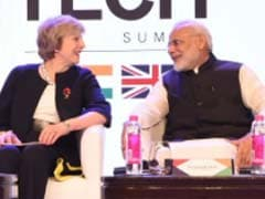 UK Announces Special Visas For Indian Investors On Theresa May's India Visit