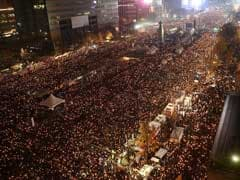 Thousands Protest South Korean President As Older Conservatives Grumble