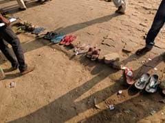 At PM Narendra Modi's Adopted Village In Varanasi, Slippers For Bank Queues