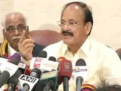No Political Interference In Sacked Tamil Nadu Chief Secretary's Case: Venkaiah Naidu