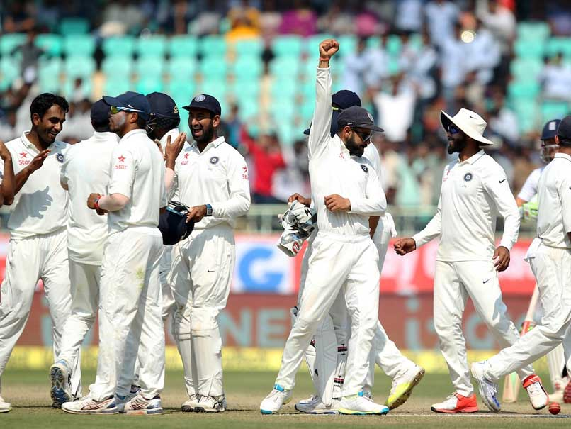 India beat England by 246 runs in second Test