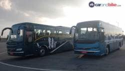 Volvo Buses Introduces Two New Coaches To The 9400 Range In India