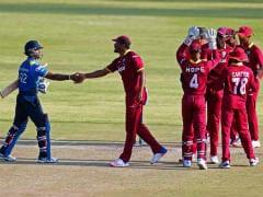 West Indies Bowlers Shine in Bonus Point Win Against Sri Lanka