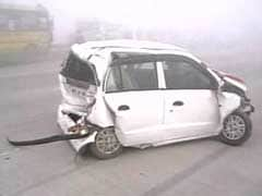 20 Vehicle Pile-Up On Yamuna Expressway, Many Reportedly Injured