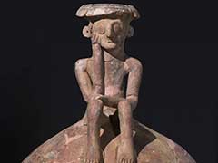 3,800-Year-Old Sculpture Of Pensive 'Thinker' Uncovered In Israel