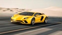 2017 Lamborghini Aventador S Facelift Revealed With 40 Extra Horses