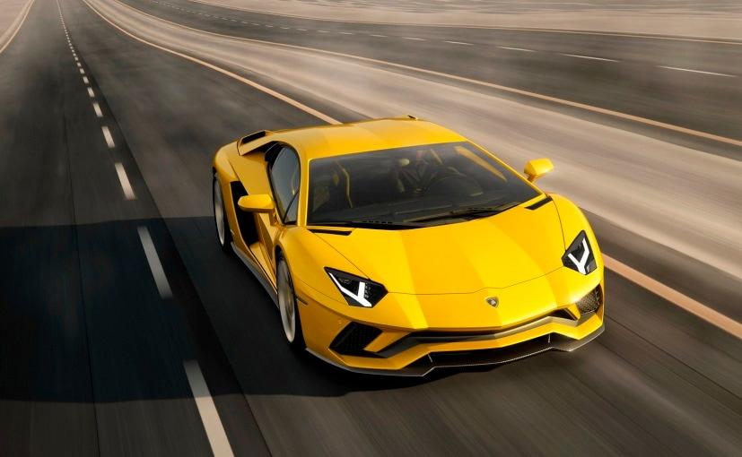 Lamborghini Aventador S India Launch Date Revealed