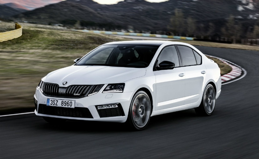 Skoda Octavia RS facelift arrives - now up to 230 hp