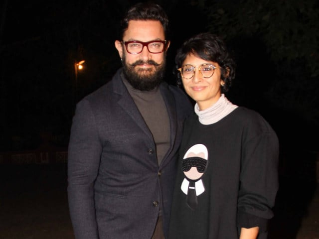 Aamir Khan Continues To Party With Team Dangal, Family And Friends