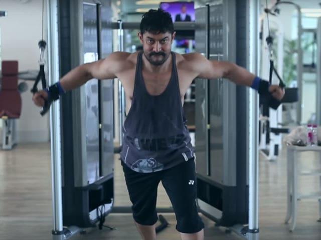 Dangal Aamir Khan