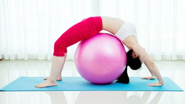 abdominal stretches