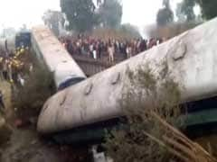 Sealdah-Ajmer Express Derailment Hits Train Services; 20 Trains Cancelled