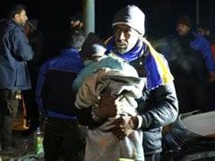 Tense Aleppo Evacuations Resume Before UN Vote