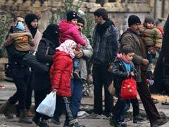 'Get Us Out Of Here' - Desperate Aleppo Residents Fear Arrest, Death