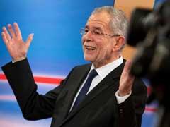 Austria's Green, Cigarette-Loving New President Alexander Van der Bellen